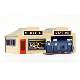 DAPOL Plastic Model Railway Kits OO/HO Gauge Buildings