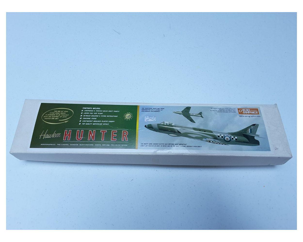 Aerographics 20 Hawker Hunter